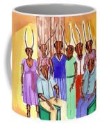 Cockroach Family Portrait  Coffee Mug