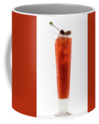 Cocktail Blood Mary Isolated Coffee Mug