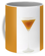 Cocktail In Martini Glass Isolated Coffee Mug