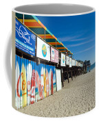 Cocoa Beach Flotida Coffee Mug