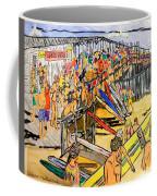 Cocoa Beach Pier/surf Festavil Coffee Mug
