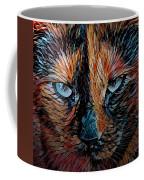 Coconut The Feral Cat Coffee Mug