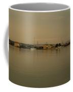 Cod Fish Drying Factory  Coffee Mug