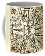 Codex Fej�rv�ry-mayer, 15th Century Coffee Mug
