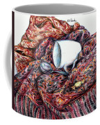 Coffee And Cashmere Coffee Mug