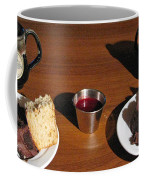 Coffee And Chocolate Cake. Mountain House Inn Coffee Mug