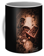 Coffee Bean Art Coffee Mug