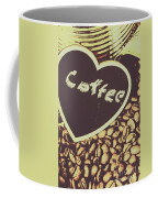 Coffee Heart Coffee Mug