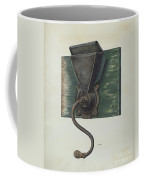 Coffee Mill Coffee Mug