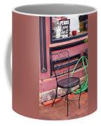 Jonesborough Tennessee - Coffee Shop Coffee Mug