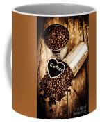 Coffee Shop Love Coffee Mug