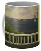 Coffee With A View Coffee Mug