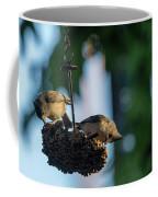 Coffee With The Birds Coffee Mug