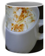 Coffee With Whipped Cream And Spices Coffee Mug