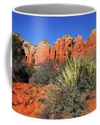 Coffeepot And Cactus Az Coffee Mug
