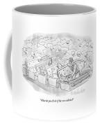 Coffin Cubicles  Coffee Mug