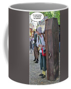 Coffin For Sale Coffee Mug