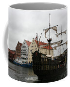 Cog On Wotlawa River Coffee Mug