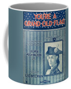 Cohan: Sheet Music, 1906 Coffee Mug