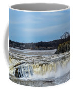 Cohoes Falls New York Coffee Mug