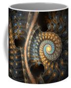 Coiled Spirals Coffee Mug