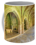 Coimbra Old Cathedral Coffee Mug