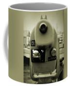 Coin Operated Telescope Coffee Mug