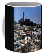 Coit Tower In San Francisco Coffee Mug