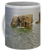 Cold Day At The Seaside. Coffee Mug