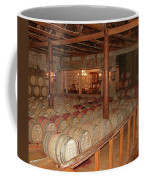 Colchagua Valley Wine Barrels Coffee Mug