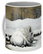 Cold And Tired Coffee Mug