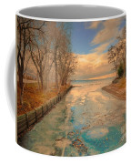 Cold And Warmth Coffee Mug