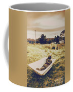 Cold Case Of Retro Crime Coffee Mug