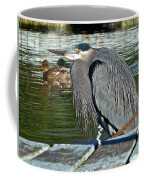 Cold Morning Coffee Mug