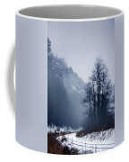 Cold Motion... Coffee Mug