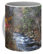 Cold Mountain Stream Coffee Mug
