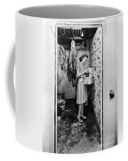 Cold Storage Room, C1940 Coffee Mug