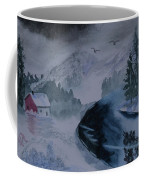 Cold Stream 2 Coffee Mug
