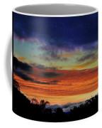 Cold Sunrise Coffee Mug