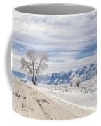 Cold Winter Day Coffee Mug