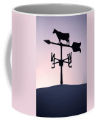 Cold Winter Sky Coffee Mug