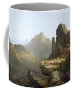 Cole: Last Of The Mohicans Coffee Mug
