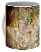 Collage 23 Faces Coffee Mug