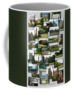 Collage Cornell University Ithaca New York Vertical 02 Coffee Mug
