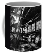Collapsed Roof Coffee Mug