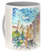 Colle D Val D Elsa In Italy 02 Coffee Mug