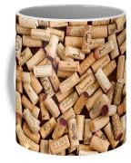 Collection Of Corks Coffee Mug