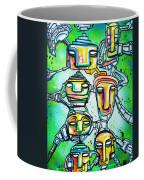 Collective Minds Coffee Mug