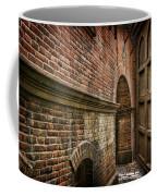 Colliding Walls Coffee Mug