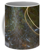 Colliding Worlds  Coffee Mug by Michael Lucarelli